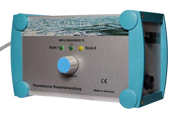 AquaMaTec zur Wasserbehandlung