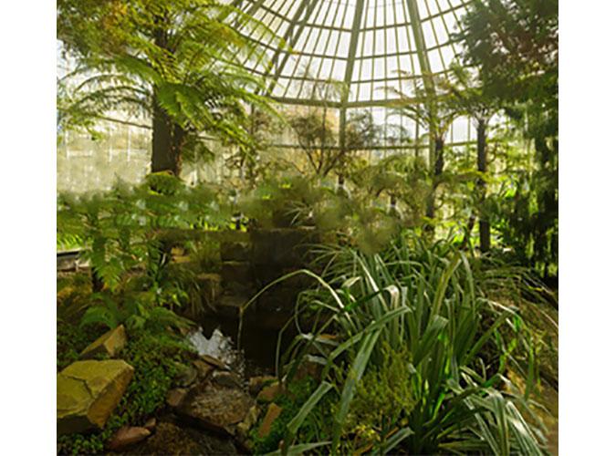 Botanischer Garten AquaMaTec Zplus