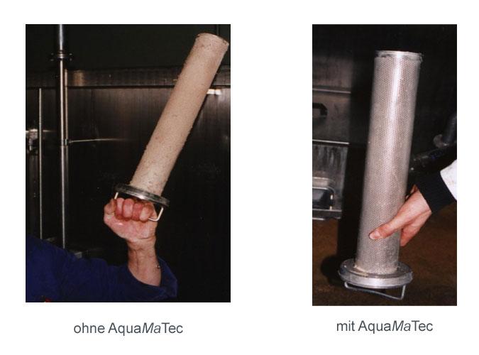 Glaskonservenwaschanlage AquaMaTec INDU Vplus